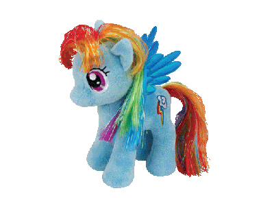 MLP - Rainbow Dash